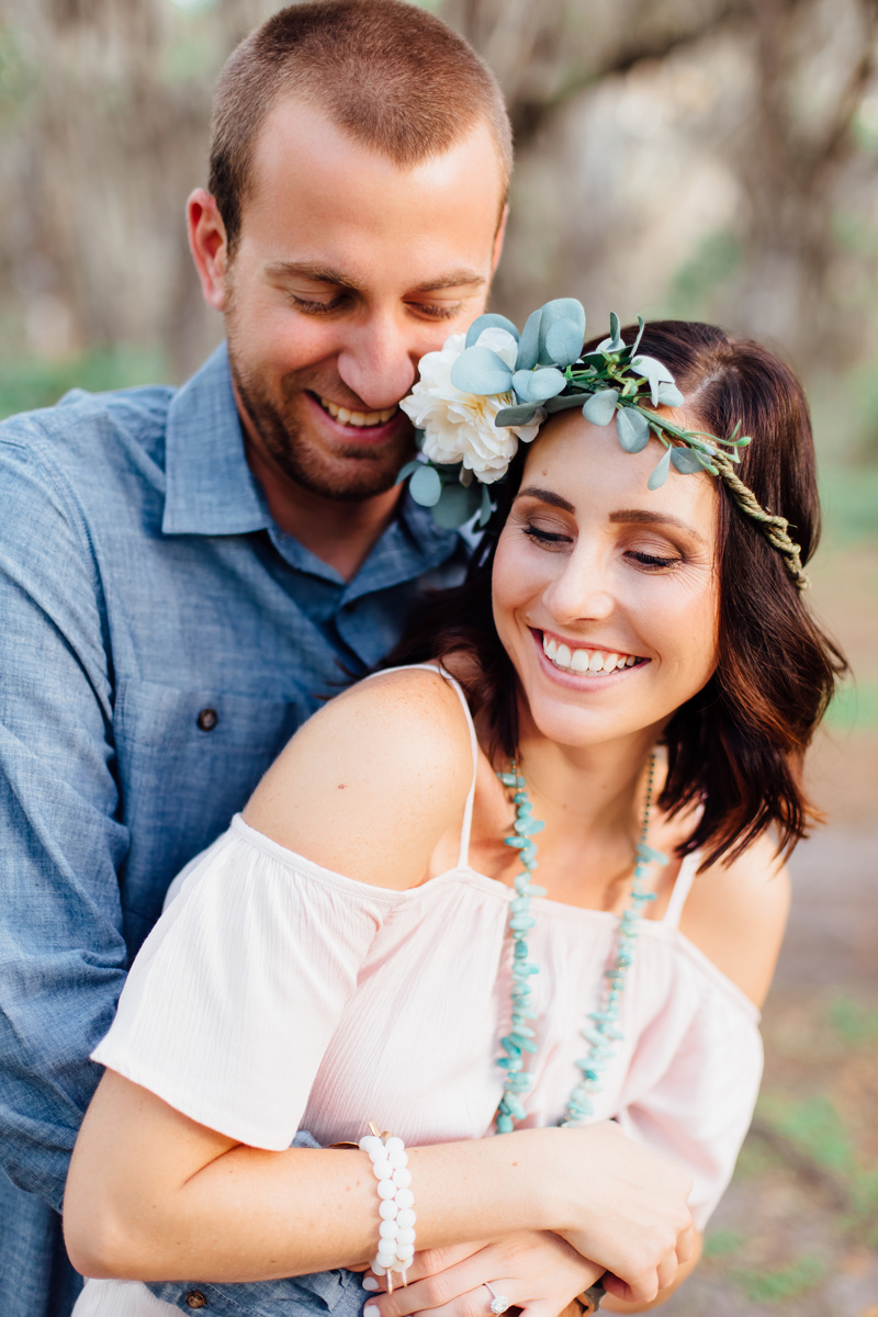 Whimsical Woodland Engagement