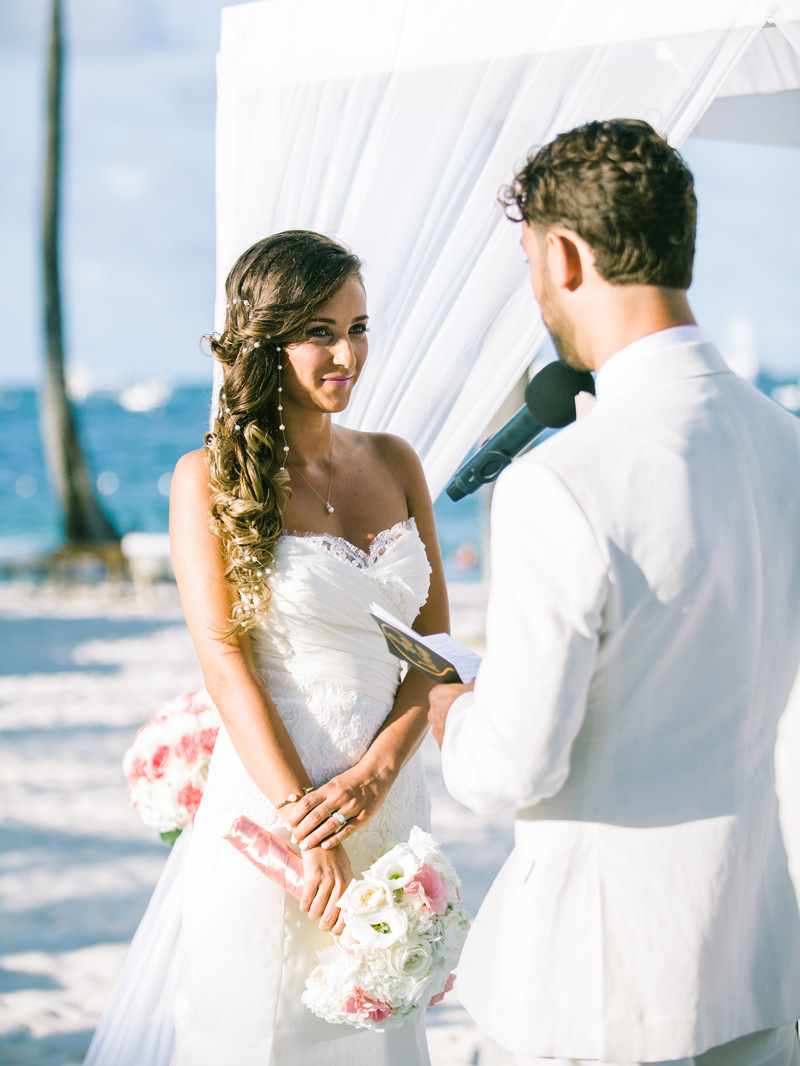 Punta Cana Paradise Wedding