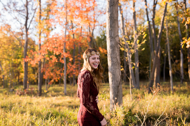 Freshly Newlywed Fall Shoot