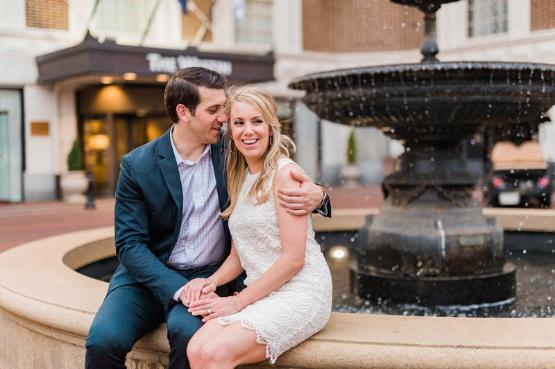 South Carolina Classic Engagement