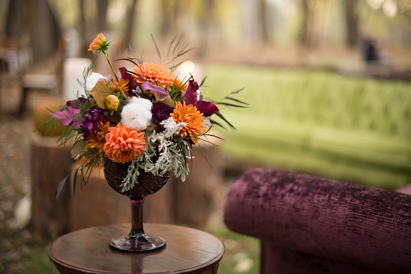 Autumn Idaho Styled Shoot