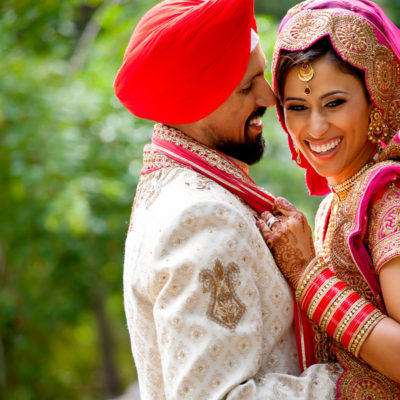Vibrant Indian Sikh Wedding
