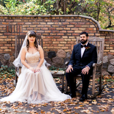 Forest Fall Wedding