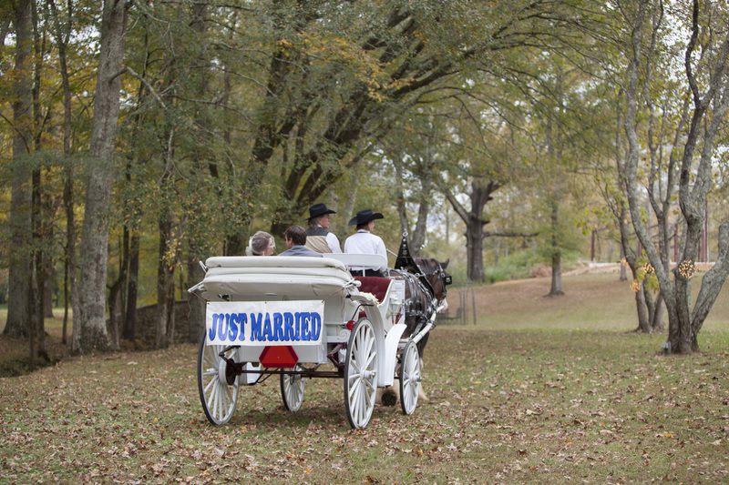 Vintage Alabama Wedding