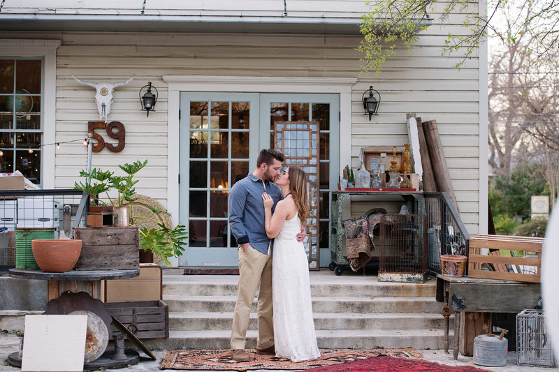 Texas Treasure Engagement