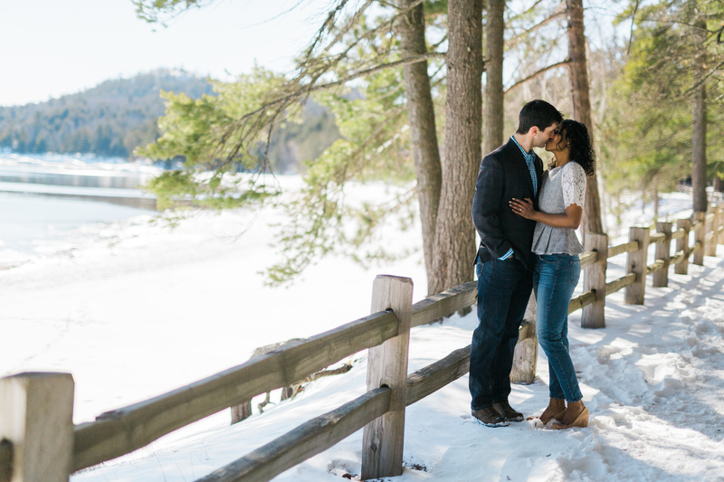 Sparkly State Park Engagement