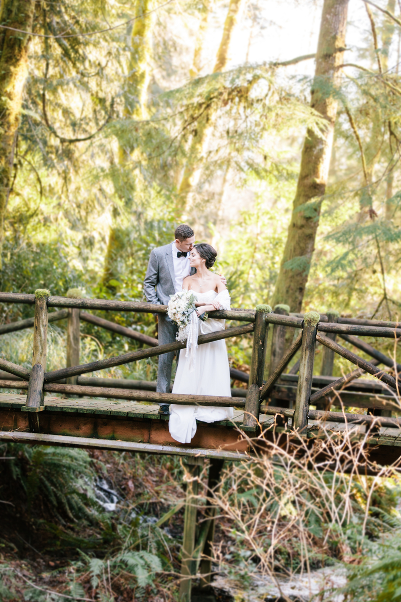 Chilly Oregon Styled Shoot