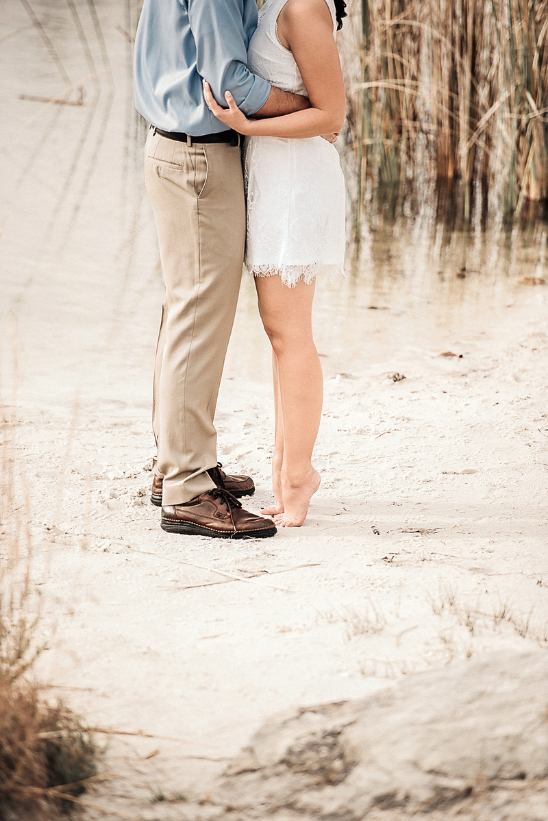 Moody Lake Engagement