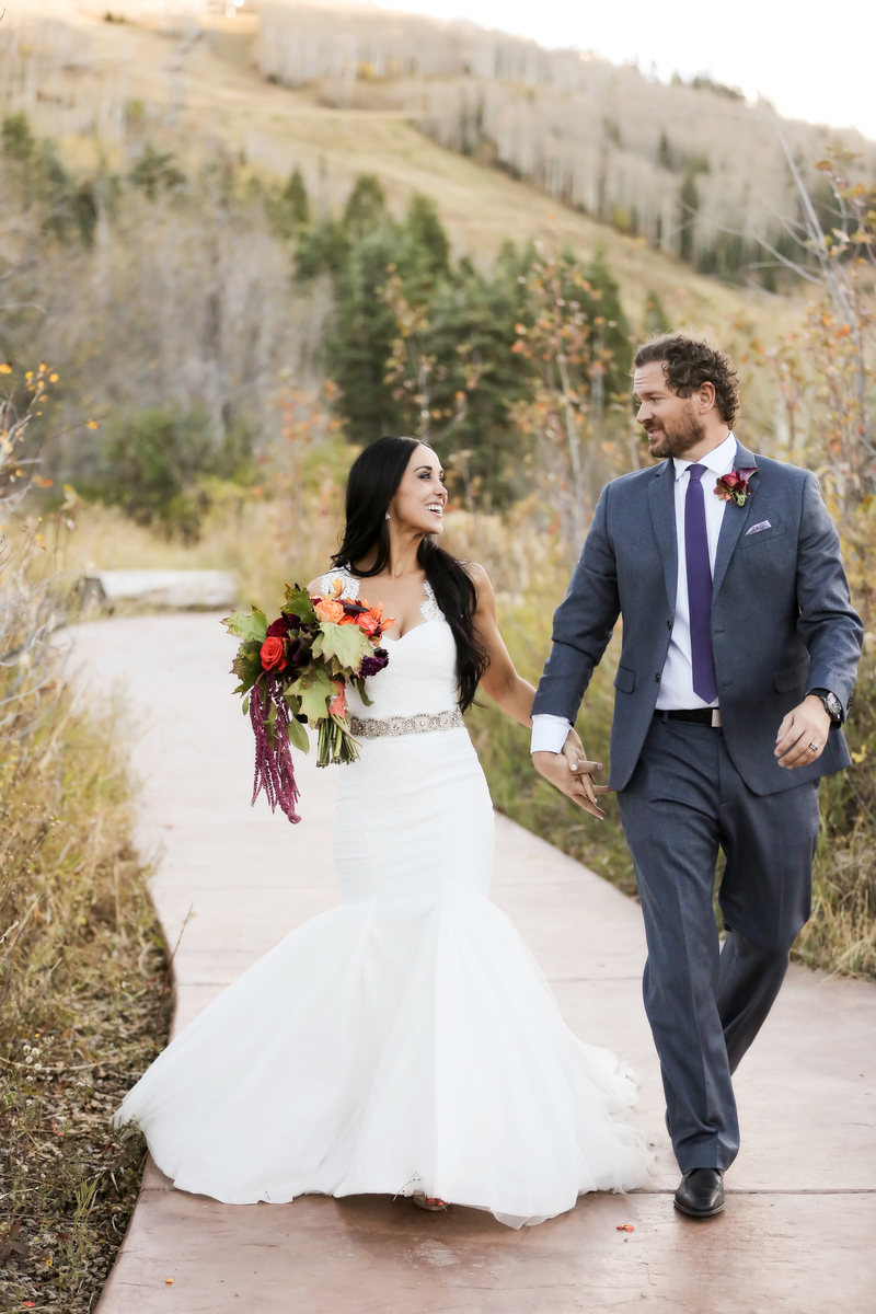Mountain Resort Marriage
