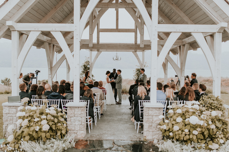 Canadian Vineyard Wedding