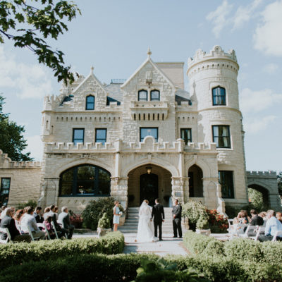 Midwest Castle Marriage
