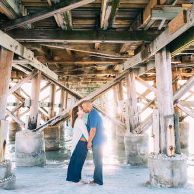 Florida Beach Anniversary Session