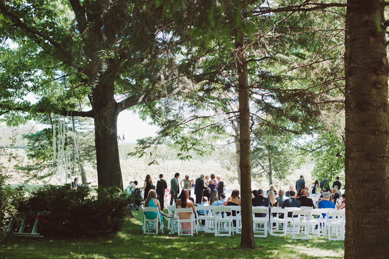 Ontario Orchard Wedding