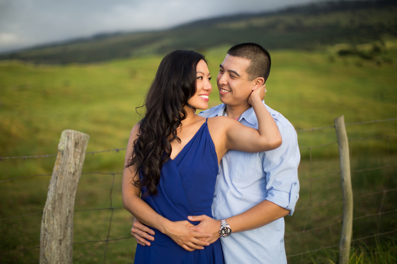 Sunny Hawaiian Engagement